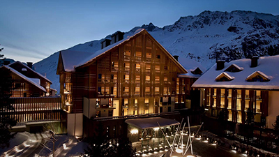 The Chedi Andermatt, Gotthardstrasse 4, 6490 Andermatt, Switzerland.