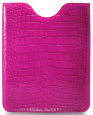 Bianca Mosca Alligator Slip Case: USD$1,285.