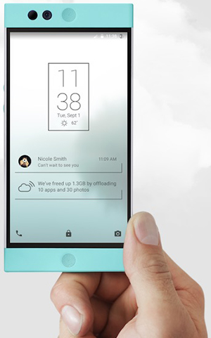 Nextbit Robin: US$399.