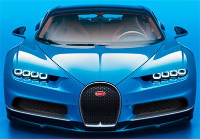Bugatti's Chiron is the beastly, faster-than-fast, 1,500hp Veyron successor: 'We have made the best even better.'