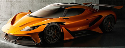 Gumpert Arrow.