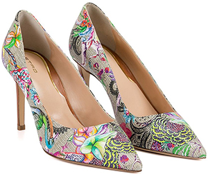 Etro women's pumps: US$800.