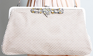 No.6 Rada Large Net Clutch: US$458.