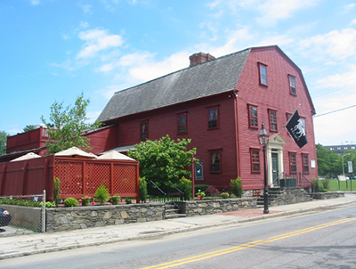 White Horse Tavern, 26 Marlborough Street, Newport, RI 02840.