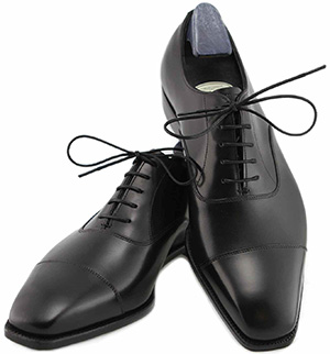 A Suitable Wardrobe men's Cap toe oxfords: US$1,600.