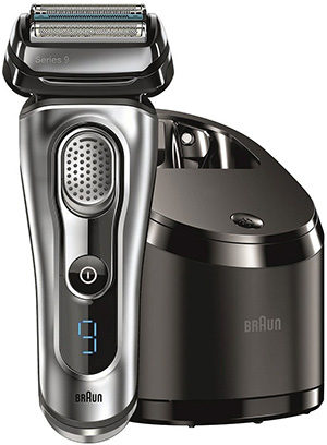 Braun Series 9 9095c: US$399.90.