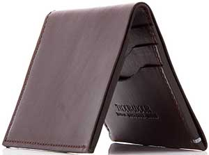 Troubadour Slim Billfold Wallet: £175.