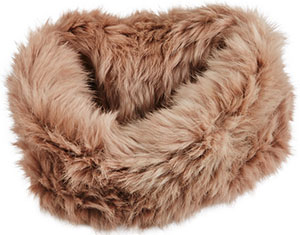 Nicole Farhi Women's Fur Snood: £250.