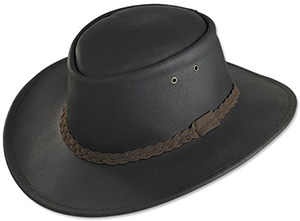 Beretta Leather Sportsman's Hat: US$89.