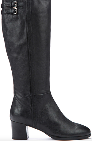 Geox Erikah black women's boot: €229.90.