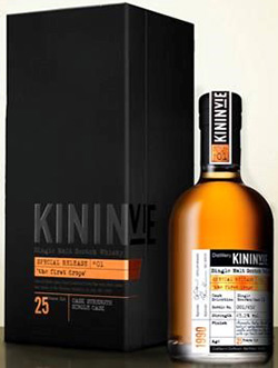 Kininvie Special Release Single Malt Scotch Whisky: £399.