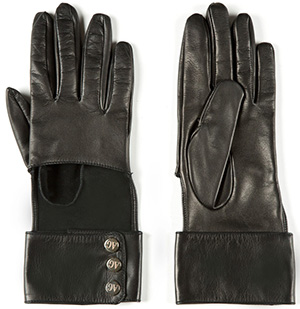 Alberto Guardini Women's Gloves in Soft Leather: US$182.