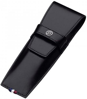 S.T. Dupont Double Pen Case Line D Black: €105.