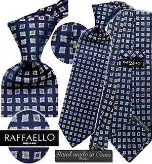 Raffaello Excellence ties.