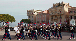 National Day of Monaco - November 19.
