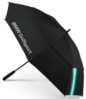 BMW Golfsport Functional Umbrella: €65.