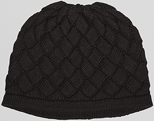 Bottega Veneta black wool hat: US$310.
