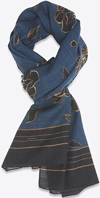 Billy Reid Magnolia women's scarf: US$295.