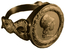 University of Copenhagen's doctoral ring.