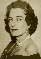 Ann Fleming (1913-1981) - 'Why it was Ian Fleming's wife who invented James Bond'.