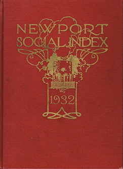 Newport Social Index 1932: US$350.