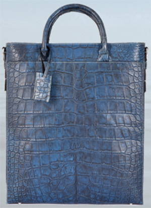 Bianca Mosca women's alligator tote bag: USD$9,950.