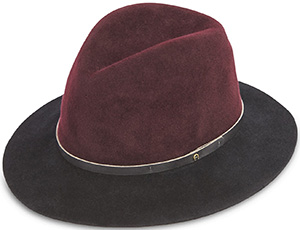 Etienne Aigner Women's Wool Felt Hat: US$195.