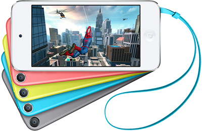 iPod Touch models: US$199.