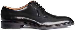 H&M men's Leather Derby Shoes: US$69.99.