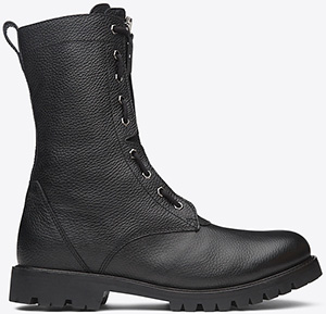 Helmut Lang men's Combat Boot: US$417.
