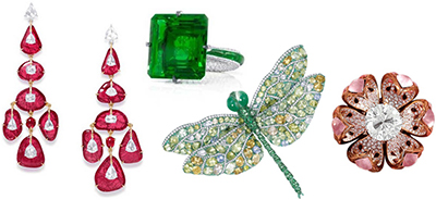 Master Jeweler Glenn Spiro Debuts G London Collection at Harrods.