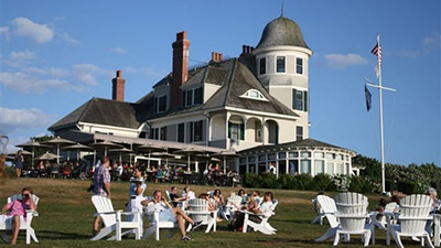 Castle Hill Inn, 590 Ocean Avenue, Newport, RI 02840.