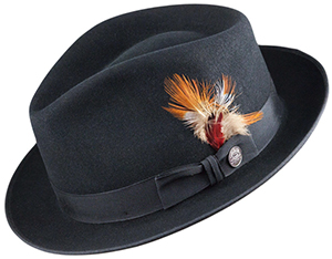 J.J. Hat Center The Asher Hat: US$185.