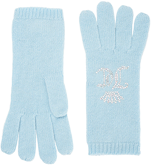Juicy Couture Cashmere Women's Gloves with crystals from Swarovski: US$178.