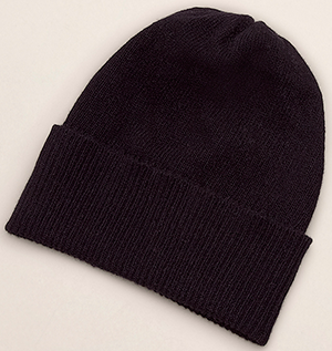 Kenneth Cole cashmere slouth men's hat: US$88.