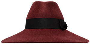 Kurt Steiger London women's Fedora hat: £52.