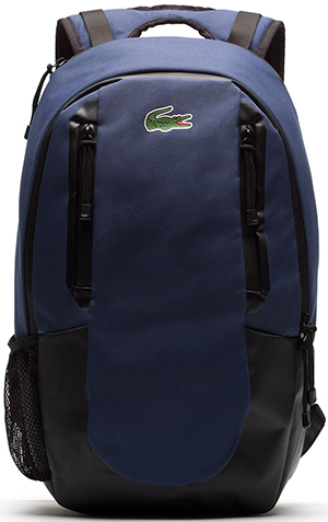 Lacoste Sport Backpack with Tennis Racket Compartment: £140.