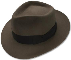 Lagomarsino Diamante men's hat: US$510.