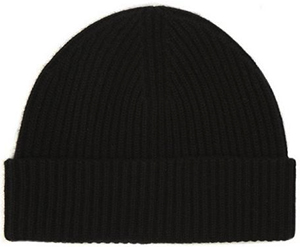Marc Jacobs Cashmere Women's Ribbed Hat: US$98.