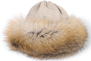 Philipp Plein Listen women's hat: €898.