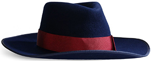 TheCorner.com Big Aristote women's hat: €128.