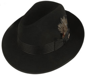 Dobbs Harvey Fedora Hat: US$120.