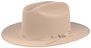 Stetson Open Road Felt Western Men's Hat: US$205.