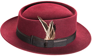 Christys' Phoebe - Ladies Fur Felt Hat: £125.