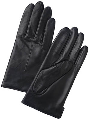 A.P.C. Isidore men's gloves: US$220.