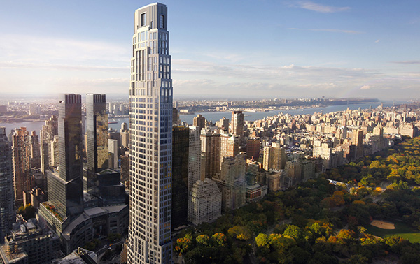 220 Central Park South, New York City, NY 10019, U.S.A.
