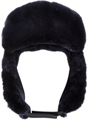 Zilli Fur Trapper Hat.