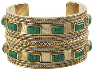 House of Harlow 1960 Ananta Statement Cuff: US$198.