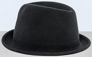 Ermanno Scervino men's hat.