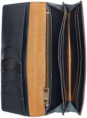 Jack Spade Mitchell Leather Jacket Wallet: US$228.